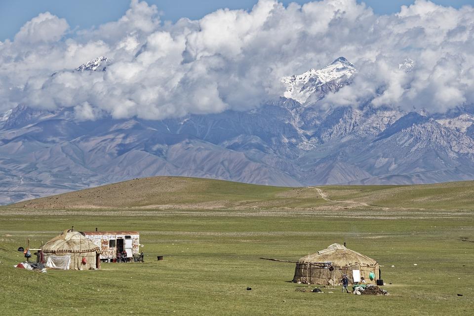 Kirgizi i spór o pochodzenie Słowian