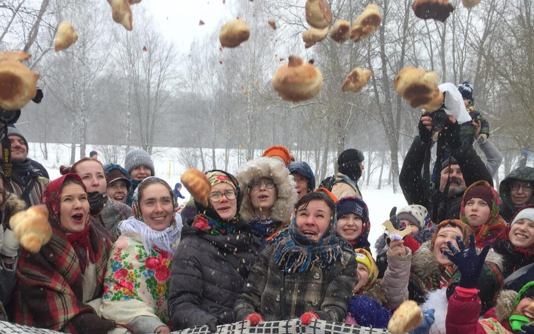 Słowiańskie święto nawoływania wiosny – Hukannie Viasny